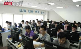 北京JAVAEE培训中心学员的学习环境